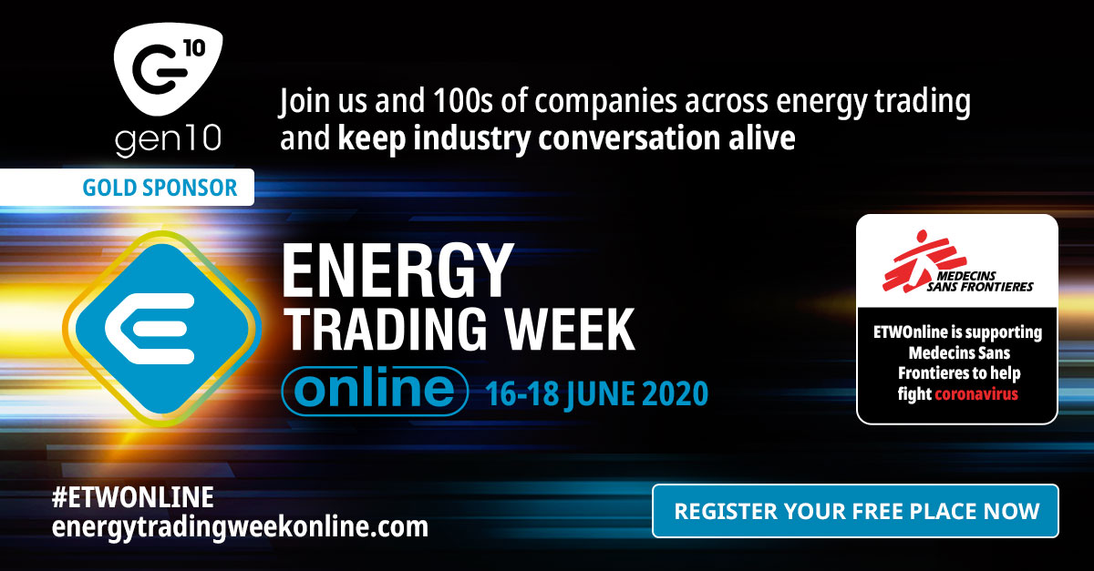 Gen10 Energy Trading Week