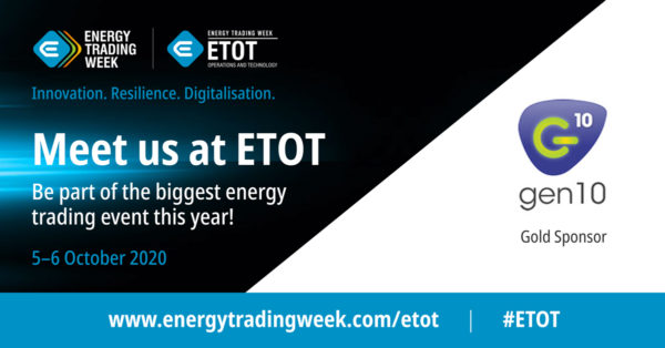 ETOT energy trading event