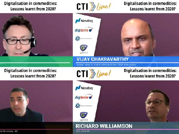 commodities digitalisation panel