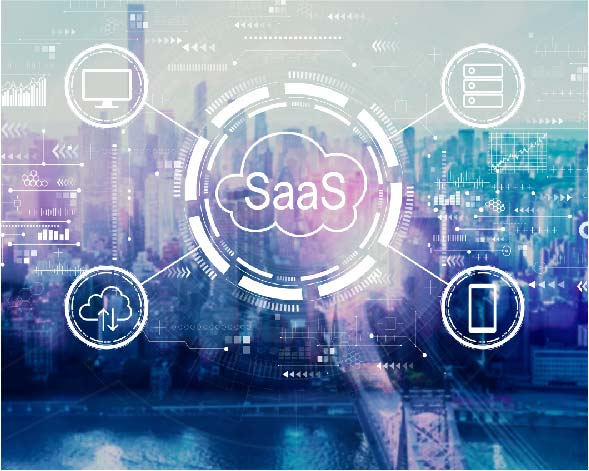 what is a saas ctrm?